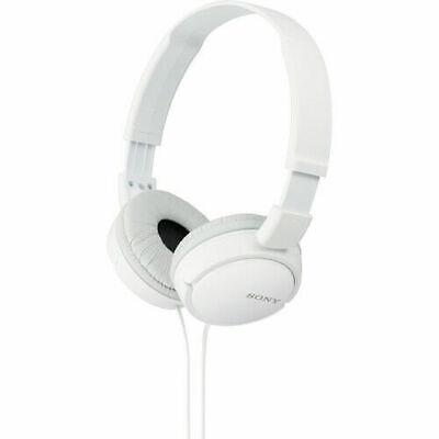 Sony MDRZX110 Stereo Headphones (White)