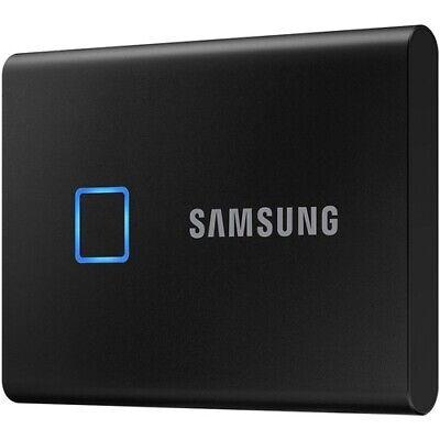 Samsung T7 MU-PC500K/WW 500 GB Portable Solid State Drive - External - PCI Expre