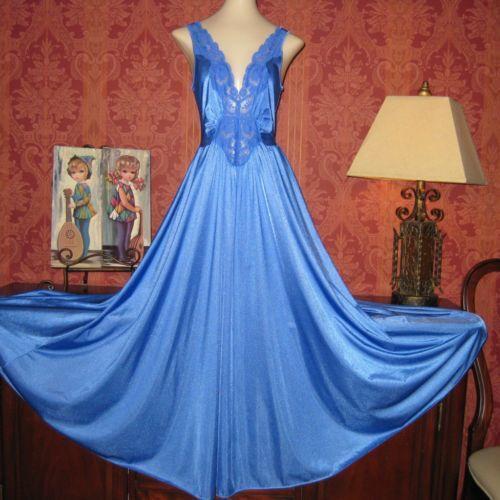 Plus Size Vintage Nightgown Ebay