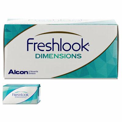Ciba Vision - FreshLook Dimensions (1x6) Farblinsen
