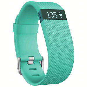 Brand new fitbit in teal - small