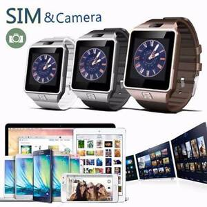 Smart Watch Phone Camera Calls Bluetooth Smarwatch iPhone Samsung Blacktown Blacktown Area Preview