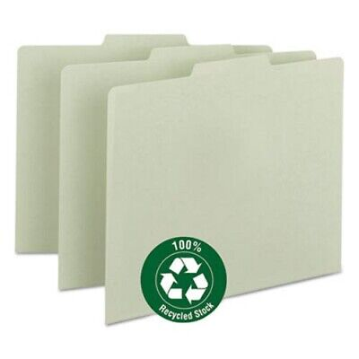 Smead Recycled Tab File Guides Blank 13 Tab Pressboard 100box Smd50334