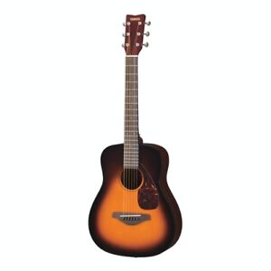 Yamaha JR2 Compact Acoustic Guitar -Tobacco Sunburst-NEW IN CASE