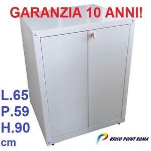 Mobile armadio coprilavatrice lamiera zincata esterno for Coprilavatrice da interno