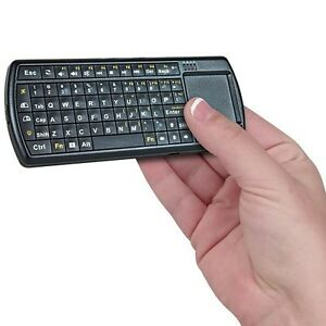 71 Key Mini Wireless Keyboard With Touchpad