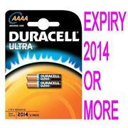 Duracell AAAA Batteries