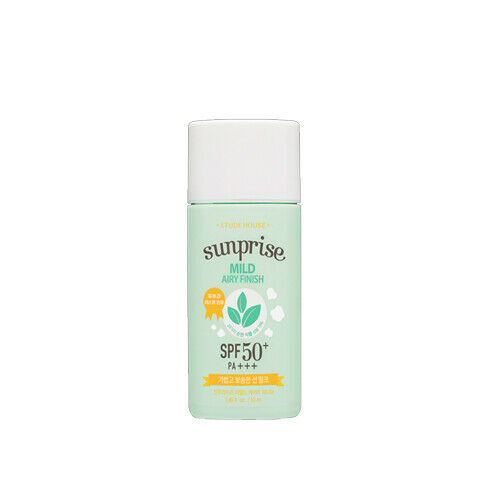 [ETUDE HOUSE] Sunprise Mild Airy Finish SPF50+ PA+++ 55ml