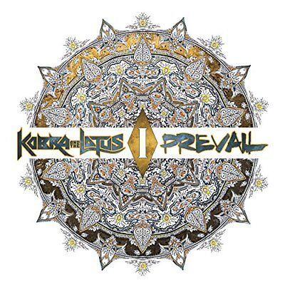 Kobra And The Lotus - Prevail I [CD]