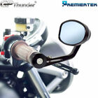 End Bar Mirror Motorcycle Mirrors