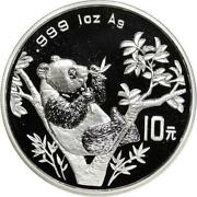 1995 Silver Panda