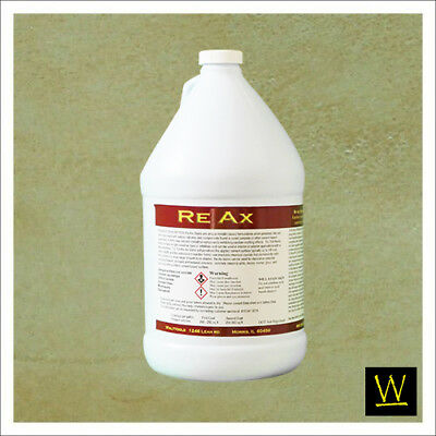 Walttools Re-ax Reactive Concrete Stain 1 Gal Olive 12 Colors Available