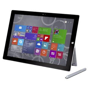 Microsoft surface pro 3. 256gb