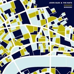 CD John Blek & The Rats Borders Digipack (K108)