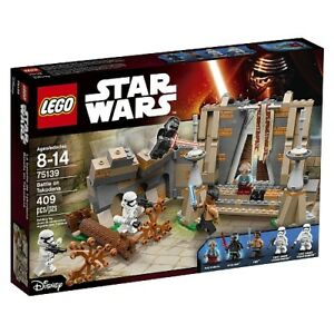 "LEGO Star Wars ""Battle on Takodana"" 75139 (NEW)"