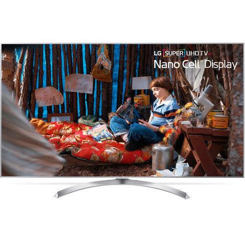 """LG 60SJ8000 SUPER UHD 60"""" 4K HDR Smart LED TV"""
