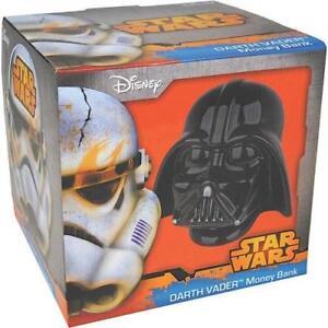 Star Wars Darth Vader Head Ceramic Bank