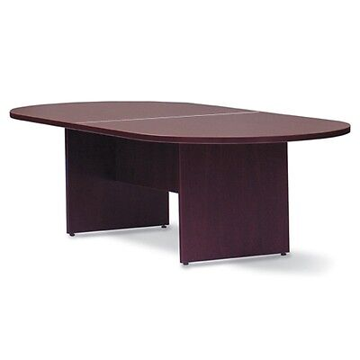 Offices to go 120 racetrack conference table with slab for 120 conference table