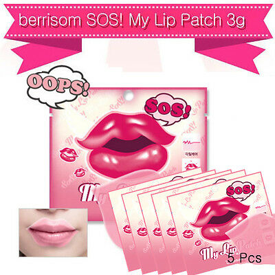 Berrisom SOS! My Lip Patch Lip Care 5pcs - Korea Cosmetic