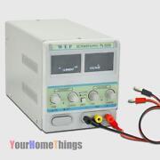 30V DC Power Supply