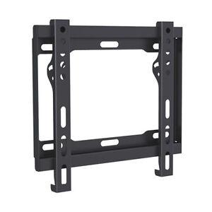 "Fixed TV wall mount ULTRA-SLIM for PLASMA LCD LED 23""-42"""