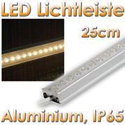 LED Lichtleiste Alu