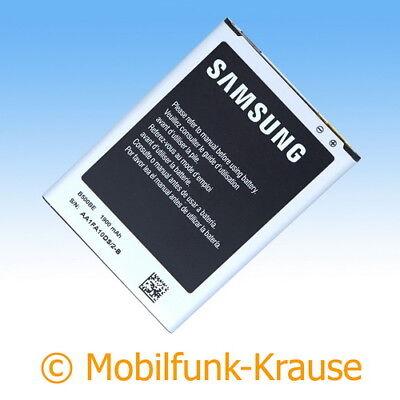 Original Akku für Samsung Galaxy S 4 Mini 1900mAh Li-Ionen (B500BE)