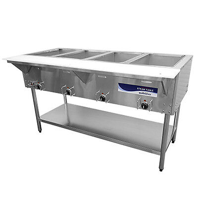 Turbo Air RST-5P Radiance Electric Hot Food Steam Table With 5 Wells