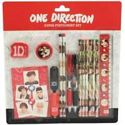 One Direction Stationery
