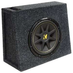 Kicker CompR 8in Loaded Subwoofer-NEW in box