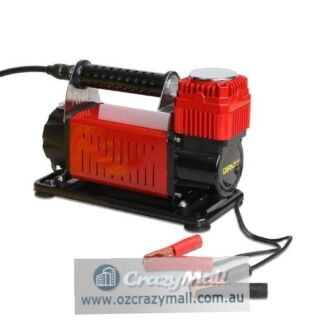 12V Extra Heavy Duty Air Compressor for Car Truck Tyres
