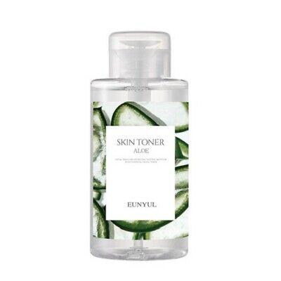 EUNYUL Aloe Booster Toner 500ml Soothing Skin Moisturizer Nutrition K beauty