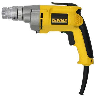 Quikdrive Dw276qd Dewalt 2500 Rpm 6.5amp Screwgun Motor