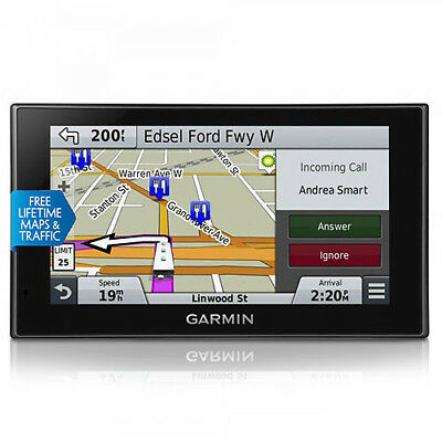 Garmin Rv 660Lmt Touch Screen Gps With Free Lifetime Maps   Traffic Updates   6