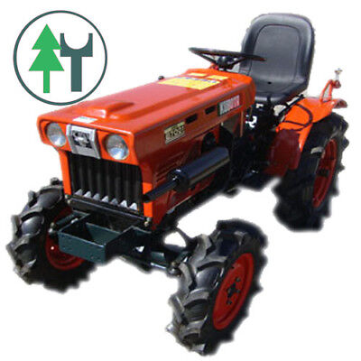 kubota traktoren gebraucht kaufen nur 3 st bis 60. Black Bedroom Furniture Sets. Home Design Ideas