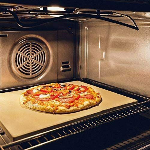 """15""""Pizza Stone 5/8"""" Extra Oven/Grill/BBQ"""