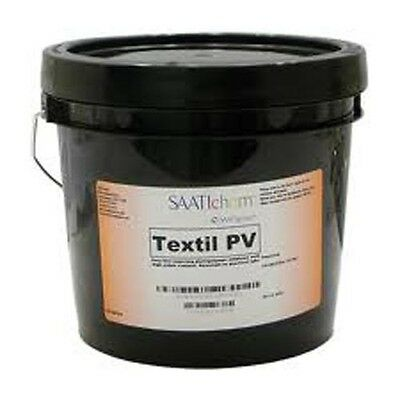 Saati Textil Pv Pure Photopolymer Screen Printing Emulsion Quart
