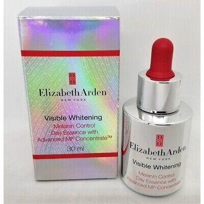 Elizabeth Arden Whitening - ELIZABETH ARDEN VISIBLE WHITENING MELANIN CONTROL DAY ESSENCE - NEW IN BOX!