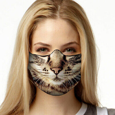 Cat Mask FACE MASK Cover Your Face Masks