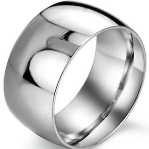 Mens Titanium Wedding Bands Size 7