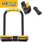 Combination Bicycle U-Locks
