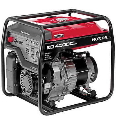 Honda Eg4000c - 3500 Watt Portable Generator