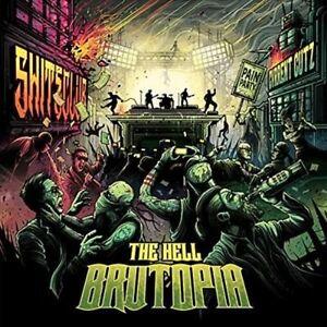 Hell Brutopia vinyl LP NEW sealed