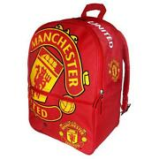 Manchester United School Bag