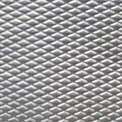 Embossed Aluminum Sheet .025 X 24 X 48