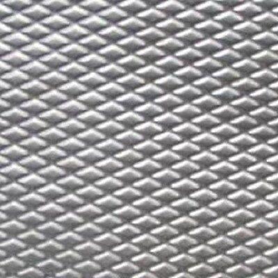 Embossed Aluminum Sheet .025 X 24 X 48