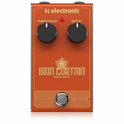 TC Electronic Electric Guitar Single Effect (IRON CURTAIN NOISE GATE)