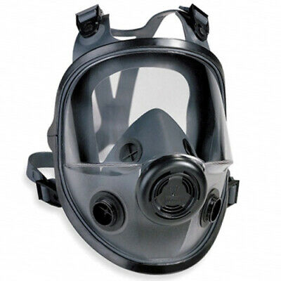 Honeywell North 54001 Full Facepiec Respirator 5400 series (Filter Not Included)