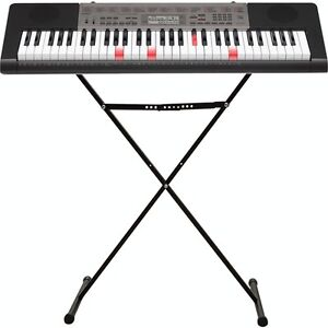 Casio LK 165  Electric Keyboard w/Stand  - New in box