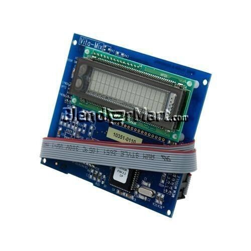 Vitamix 15775, Low Voltage Board, Used (w/o Memory Cable)